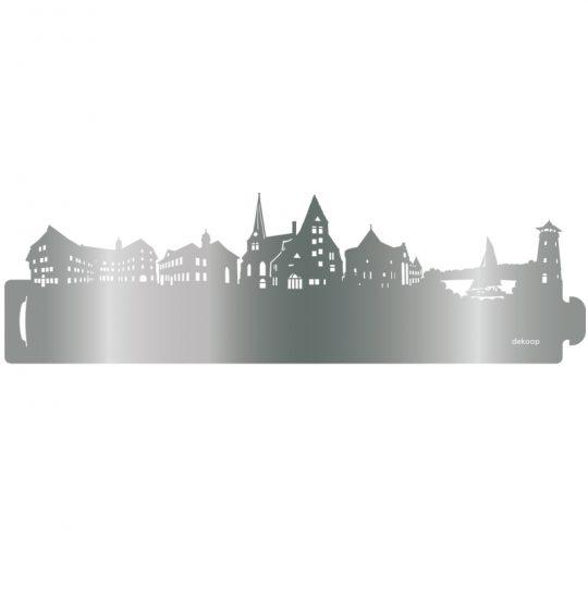 Stadtlicht ST.PAULI Dekoop Stadtsilhouette Skyline Teelicht Citylight Kerze  NEU