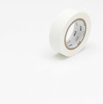 masking tape matte white