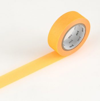 maskingtape shocking orange