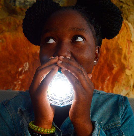 Little diamond Solarleuchte