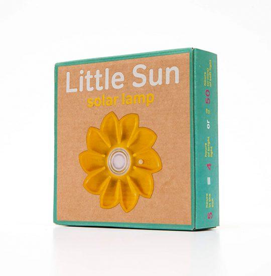 Little sun Solarleuchte Verpackung