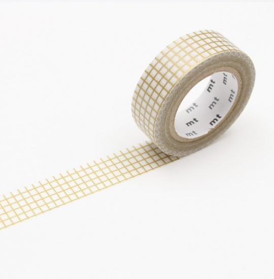 Masking Tape Hougan Gold