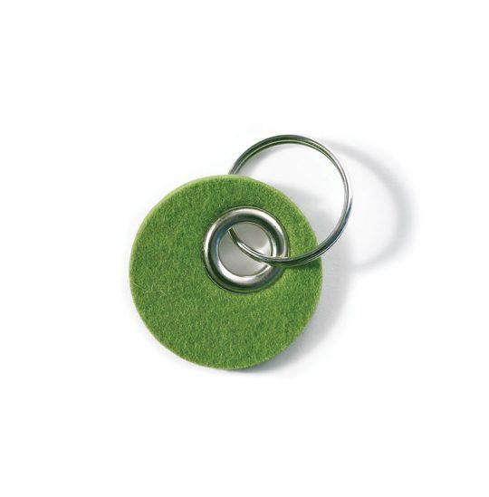 Kreisanhänger in grün