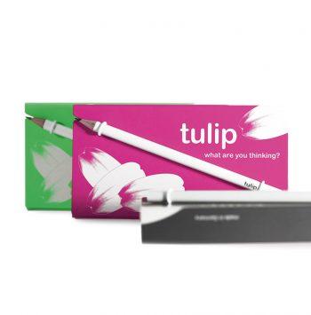 Tulip Blütenblatt Notizblock