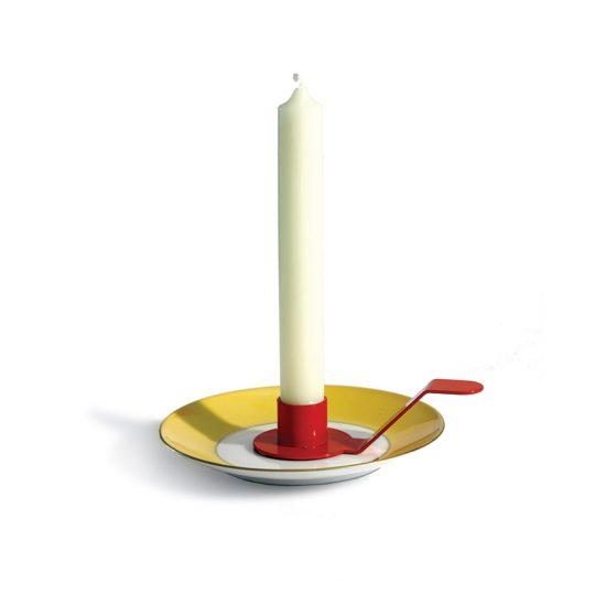Holde Isolde Kerzenhalter für Untertassen